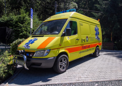 Tatry Medic Dopravná zdravotná služba